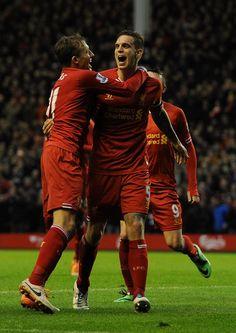 Daniel Agger, Liverpool FC (2006–2014, 175 apps, 9 goals)