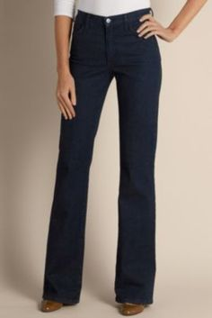 Not Your Daughter's Jeans Sarah (bootcut) Jean - Jeans, Pants, Clothing | Soft Surroundings  want to try, but $$$Yikes!!!