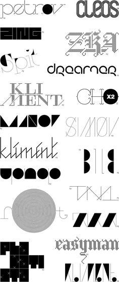 Fontan2.com / Logotypes / Logotypes 8