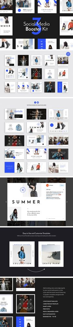 UI8 — Products — Social Media Booster Kit 3