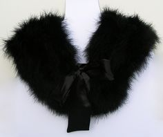 Feather Cape, Capes, Glamour, Warm, Black, Cape Clothing, Black People, Mantles, Cape