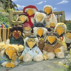 The Wombles #rememberyourawomble