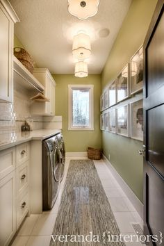 Lighting is very important in your laundry room.  Make sure that your build or remodel budget includes lighting costs.