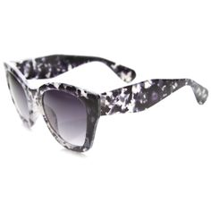 5ec150df074 Black Lavender Cat Eye Frames