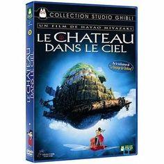 DVD MANGA DVD Le Château dans le ciel
