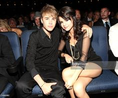 Singers <a gi-track='captionPersonalityLinkClicked' href=/galleries/search?phrase=Justin+Bieber&family=editorial&specificpeople=5780923 ng-click='$event.stopPropagation()'>Justin Bieber</a> and <a gi-track='captionPersonalityLinkClicked' href=/galleries/search?phrase=Selena+Gomez&family=editorial&specificpeople=4295969 ng-click='$event.stopPropagation()'>Selena Gomez</a> attend The 2011 ESPY Awards at Nokia Theatre L.A. Live on July 13, 2011 in Los Angeles, California.