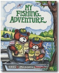 My Fishing Adventure is a children's book about the journey of a young bear who dreamed of winning a fishing contest. The story is personalized to make your child the main character, making this gift a keepsake and even more enjoyable.  #PersonalizedBooks @MyFairyTaleBooks - Personalized Gifts