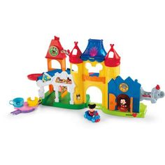 *Christmas gift* Fisher Price Little People Discover Disney Only At Walmart - Walmart.com