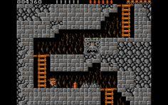 Rick Dangerous - Atari ST - 1989