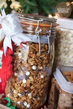 Almond Joy Granola // Tried and Tasty