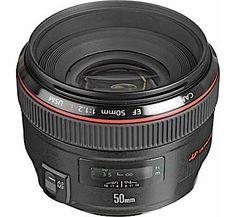Canon EF 50mm f/1.2L USM portrait lens. L series canon gorgeous lens. Super sharp and fast