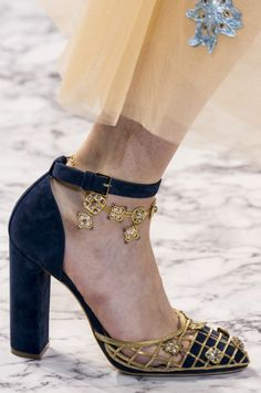 Elie Saab Spring 2017 Couture Fashion Show Details - The...