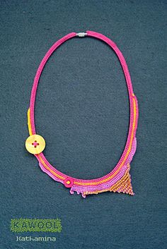Necklace kawool