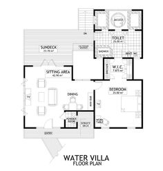 House plans  Ocean views and Google search on Pinterestocean view house plans   Google Search