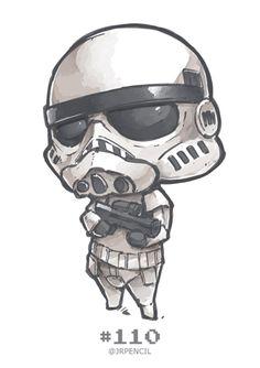110 Stormtrooper 480 by Jrpencil.deviantart.com on @DeviantArt