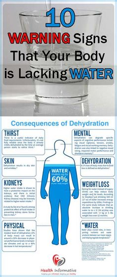 By weight, the average human body is approximately 60% water, and every living cell, organ, and tissue in the body needs it to keep functioning. Water acts as a lubricant for our joints, regulates our body temperature through sweating and respiration, and helps to flush waste. It also plays very important roles like: Balances body …