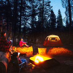 Top family campgrounds - Sunset