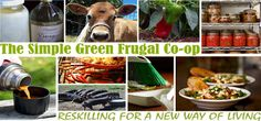 Simple, Green, Frugal  Co-op: how to prepare for a potentoal pandemic