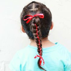 cool 45 Cute Ideas on Braids For Girls - Sweet and Stylish Check more at http://newaylook.com/best-braids-for-girls/