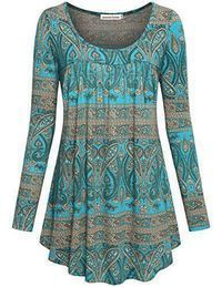 Boho /top / casual / gypsy / womens
