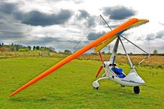 Pegasus Quasar TC G-MWIU at Mosside Farm, Carluke. #pegasus #quasar #camera #photography #aviation #aircraft #flight #360 #panoramic #elevation360 #gmwiu #flexwing #microlight #ultralight