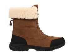 UGG Butte Bomber Men's Boots Bomber Jacket Chestnut #mensboots