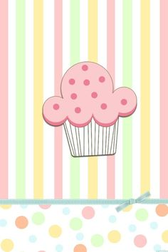 Cute Cupcake Wallpaper For Android Animaxwallpaper Com