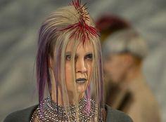 Wella Trend Vision • Borderline Beauty - Look 3