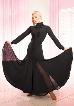 Chrisanne Tania Storm Top | Dancesport Fashion @ DanceShopper.com