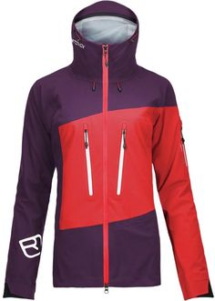 Ortovox Guardian Shell Jacket Snowboarding Outfit 8e3abd7ce