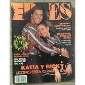 Revista Eres. Ricky Martin