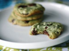 Mint Chocolate Chip Cookies | Tasty Kitchen: A Happy Recipe Community!