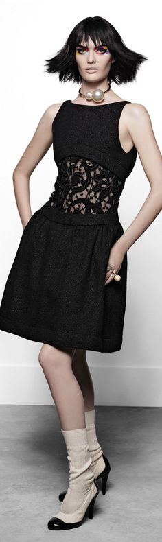 Chanel...Cute, Imagine this in bridal fabric with embellishments that fit your wedding theme. Be open for suggestions from your dressmaker.