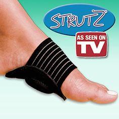 Good for Plantar Faciatis or foot pain!