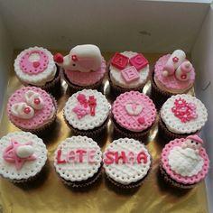 Cupcakes for Lateshaa
