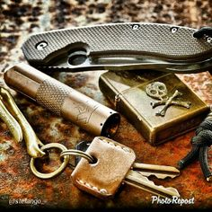 Great #edc pic by @stefango_