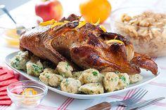 Svatý Štěpán je u nás tradičně oslavován kachnou jako svatý Martin husou
