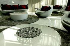 Ceramic by Beatriz Horta Correia in Hotel Myriad Lisbon