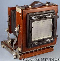 Deardorff 4x5 Special Large Format Wooden Field Camera - Other Camera - Setadel Studios Fine Photographic Equipment - 2