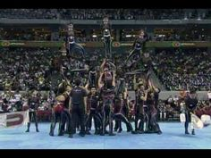 UP Pep Squad gets party started in UAAP cheer dance  UP will always be number 1....
