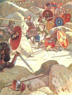 Warriors of Rus - war with Byzantium