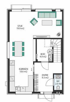 Leiligheter Henckeltunet Gamlegrendåsen Nord Kongsberg Floor Plans, Rome, Floor Plan Drawing, House Floor Plans