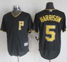 e6622c7ff49 MLB Pittsburgh Pirates 25 Polanco Black 2015 Jerseys