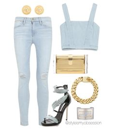 Denim on Denim summer style inspiration