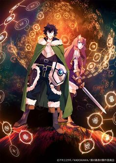 The Rising Of The Shield Hero 2 Vostfr : rising, shield, vostfr, ❤️tate, Yuusha, Nariagari, Ideas, Anime,, Cupluri