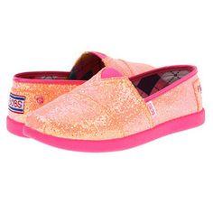 orange bobs shoes - Bridesmaids Shoes