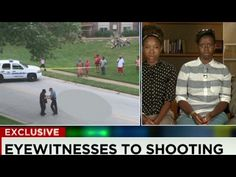 This is a CNN video clip which includes an eye witness interview which says that Michael Brown and the officer were in a scuffle; Brown ran and was shot.  Once shot, he dropped to the ground and put his hands up in surrender. The officer continued to shoot at him until he was dead.  If true, this means that the officer murdered Brown in broad daylight.  There are two sides to this story, but this video points to cold-blooded murder by a police officer who has sworn to protect and serve.