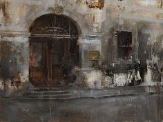 The Afternoon Fragment by Tibor Nagy Oil ~ 12 x 16