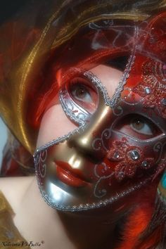 The venezian mask von ChristaViBella -- ehem. GothaBel
