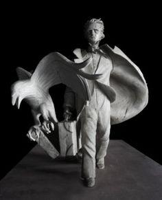 Edgar Allan Poe Statue, Poe Foundation of Boston